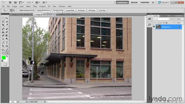 Choosing between modeling and texturing: Creating Urban Game Environments in 3ds Max