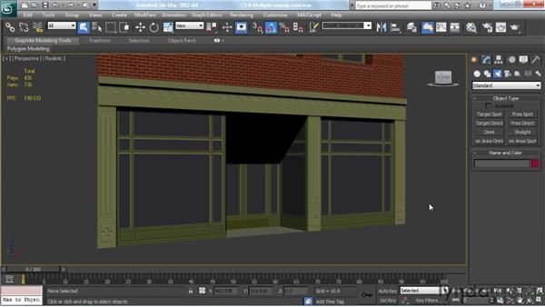 Understanding the limitations of normal maps: Creating Urban Game Environments in 3ds Max