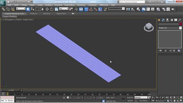 Laying out city blocks: Creating Urban Game Environments in 3ds Max