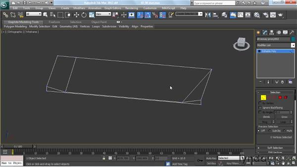 Modeling modular curbs, gutters, and ramps: Creating Urban Game Environments in 3ds Max