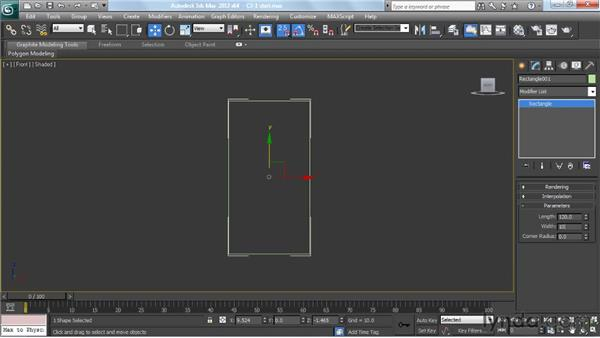 Laying out rectangles and planning how to clone geometry and texture: Creating Urban Game Environments in 3ds Max