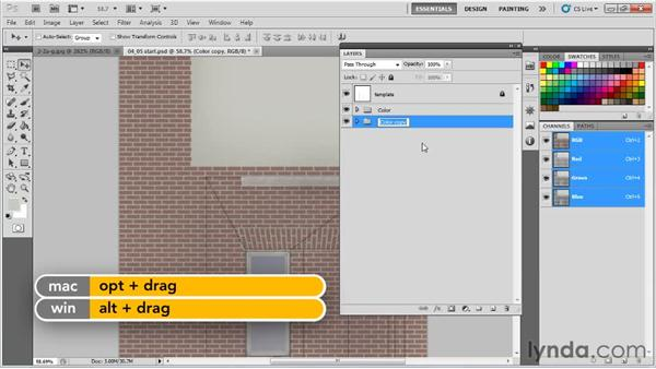 Copying diffuse layers for normal map foundations: Creating Urban Game Environments in 3ds Max