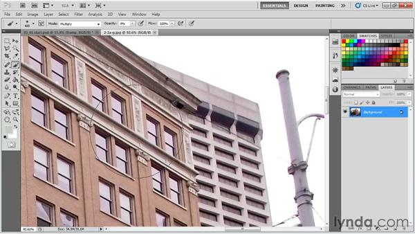 Analyzing the necessary silhouette and geometry: Creating Urban Game Environments in 3ds Max