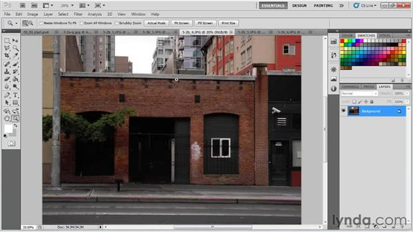 Examining existing buildings in different lighting conditions: Creating Urban Game Environments in 3ds Max
