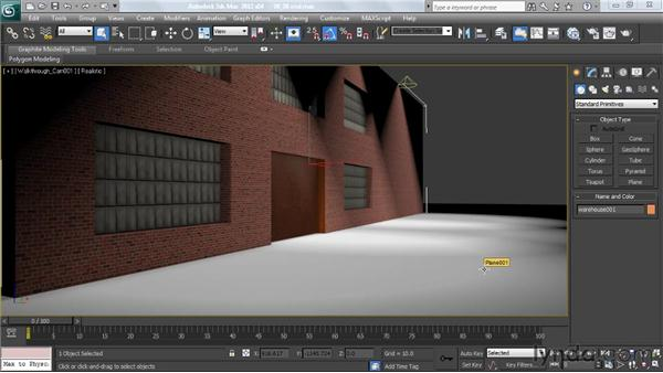 Creating a texture library: Creating Urban Game Environments in 3ds Max