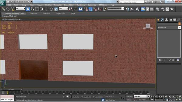 Understanding tiling and non-tiling textures: Creating Urban Game Environments in 3ds Max