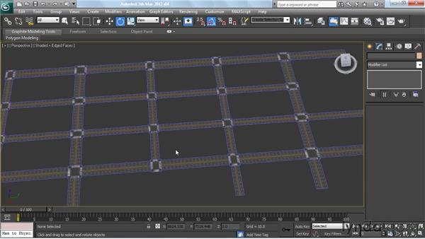 Preparing for Unity as a world builder: Creating Urban Game Environments in 3ds Max