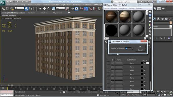 Setting up a naming convention and scene management: Creating Urban Game Environments in 3ds Max