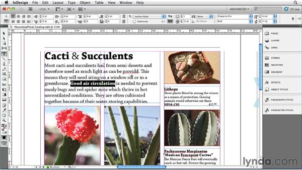 003 The indispensible Quick Apply feature: InDesign Secrets