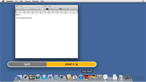 Understanding file saving in Lion: Mac OS X Lion Essential Training