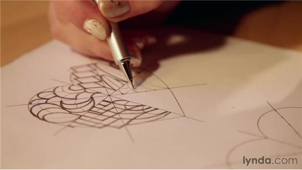 Marian Bantjes, Graphic Artist: Creative Inspirations: Marian Bantjes, Graphic Artist