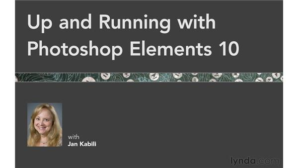 Next steps: Up and Running with Photoshop Elements 10