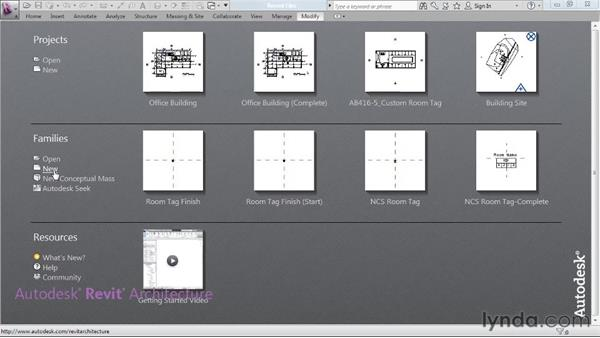 Welcome: Revit Architecture: The Family Editor