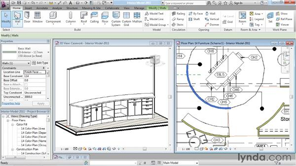 Understanding family concepts: Revit Architecture: The Family Editor