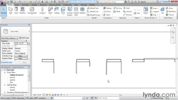 Understanding subcategories: Revit Architecture: The Family Editor