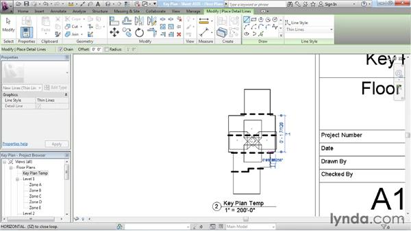 Tracing a view: Revit Architecture: The Family Editor