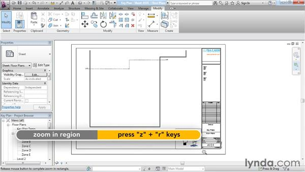 Flexing the key plan: Revit Architecture: The Family Editor