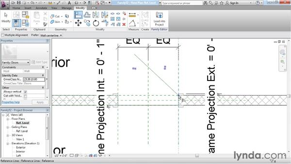 Understanding rotation in families: Revit Architecture: The Family Editor