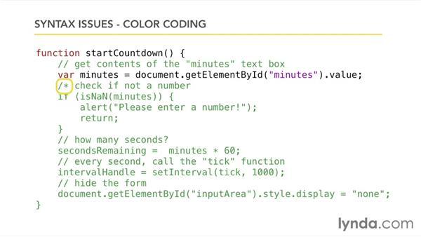 Introduction to debugging: Foundations of Programming: Fundamentals