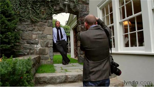 Shooting the portrait: Narrative Portraiture: On Location in New York with Rodney Smith