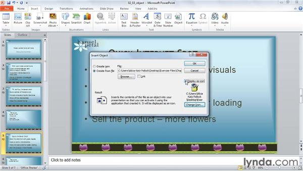 : PowerPoint 2010: Audio and Video in Depth
