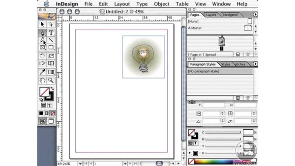 indesign: Learning Illustrator 10
