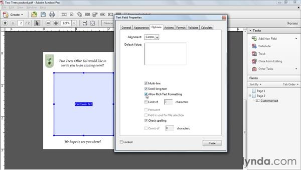 Creating client-editable PDFs: Acrobat X Tips and Tricks