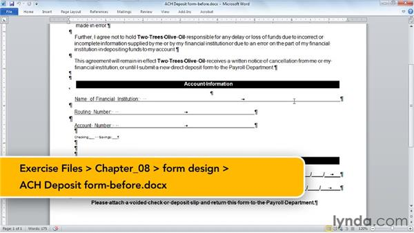 Designing forms that Acrobat can convert: Acrobat X Tips and Tricks