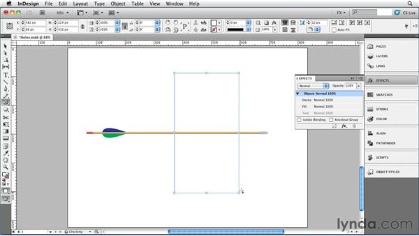 010 Punching Holes: InDesign FX