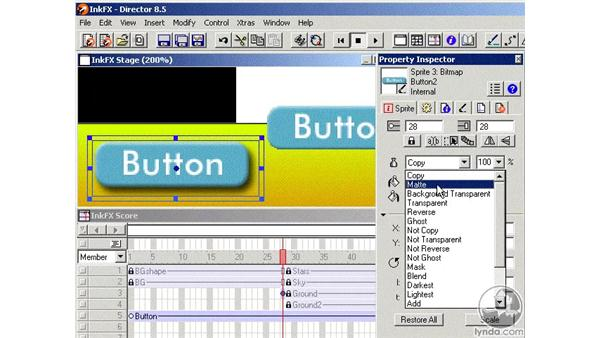 ink effects part 3: Learning Director 8.5