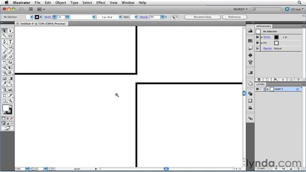 Taming Smart Guides and the Bounding Box: Illustrator Insider Training: Drawing without the Pen Tool