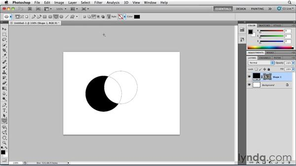 Understanding why compound shapes exist: Illustrator Insider Training: Drawing without the Pen Tool