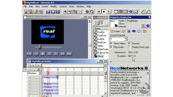real media files part 1: Learning Director 8.5