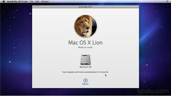 Upgrading from Snow Leopard Server to Lion Server: Mac OS X Lion Server Essential Training