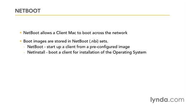 Deploying software to many Macs at the same time: Mac OS X Lion Server Essential Training