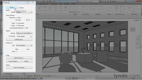 Welcome: Rendering with Revit Architecture 2012