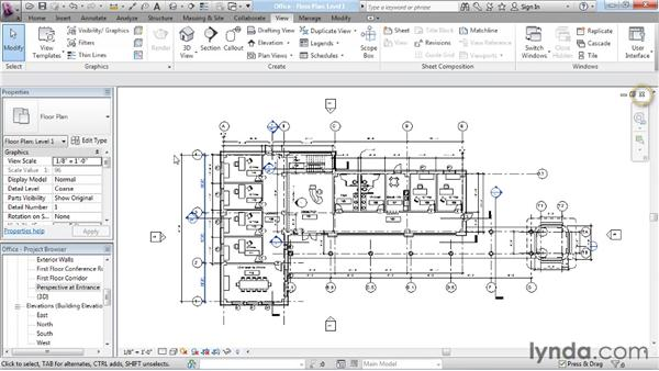 Creating 3D views: Rendering with Revit Architecture 2012