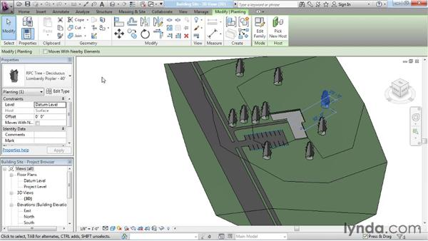 Learning modeling tips: Rendering with Revit Architecture 2012