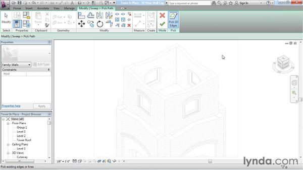 Using custom components: Rendering with Revit Architecture 2012