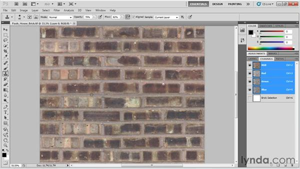 Creating a custom texture: Rendering with Revit Architecture 2012
