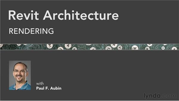 Goodbye: Rendering with Revit Architecture 2012