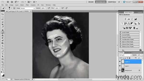 : Photo Restoration with Photoshop