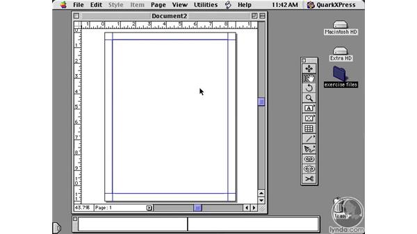 new web features: Learning QuarkXPress 5