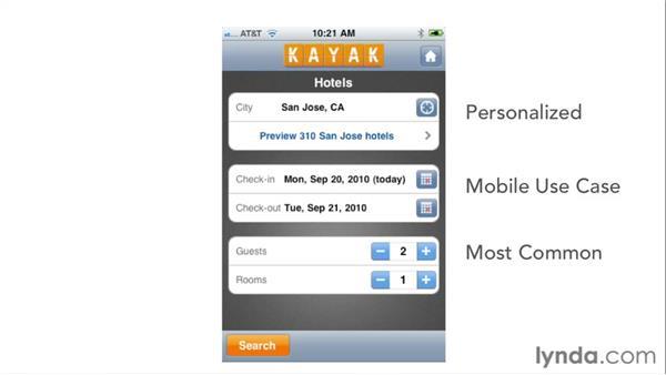 Smart defaults: Web Form Design Best Practices