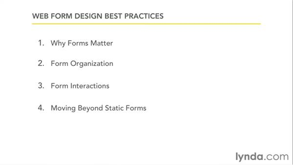 Goodbye: Web Form Design Best Practices