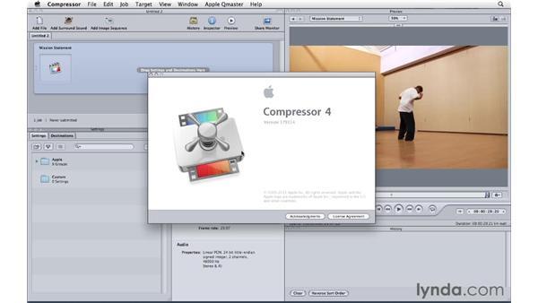 Introducing Compressor: Compressor 4 Essential Training