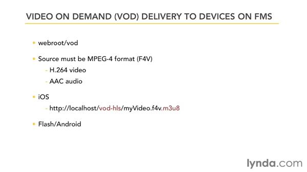 Understanding on-demand streaming: Up and Running with Flash Media Server 4.5