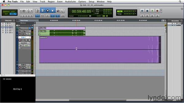 : Music Editing for TV and Film in Pro Tools