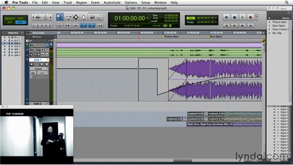 Mixing the edit: Music Editing for TV and Film in Pro Tools