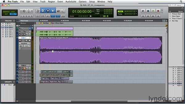 Keeping a song in sequence: Music Editing for TV and Film in Pro Tools